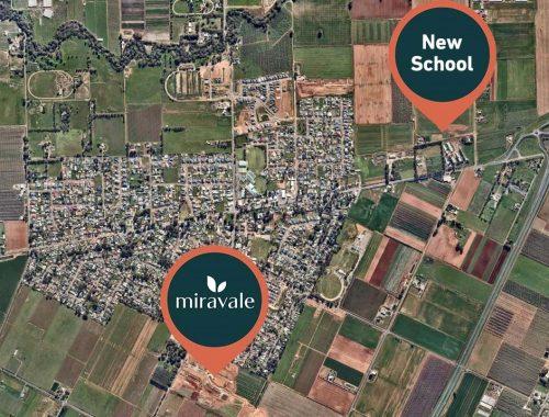 New Angle Vale School Location